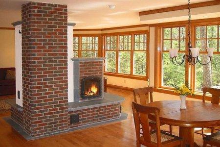 Какой вид отопления выбрать для загородного дома?