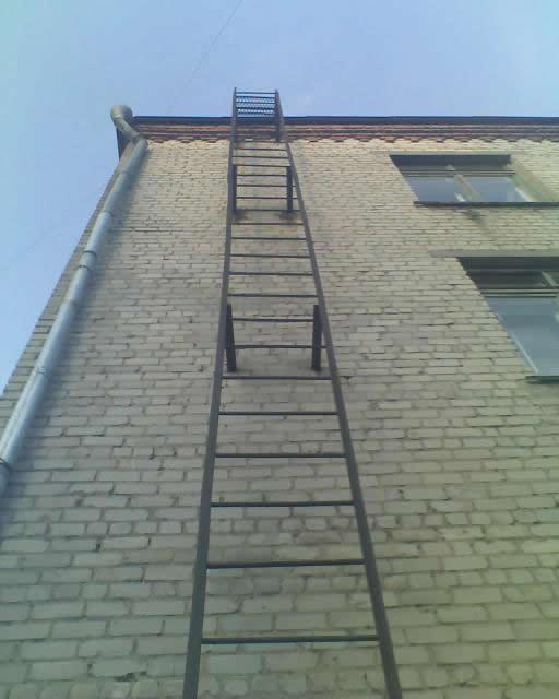 Пожарная_лестница