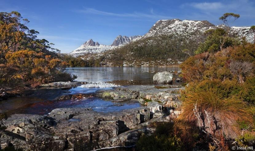 Тасмания гордится увеличением потока туристов