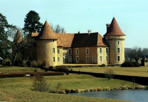 Domaine de Etangs или королевский люкс во Франции!