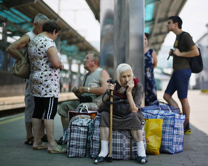Израиль освобождает мигрантов из лагеря Холот