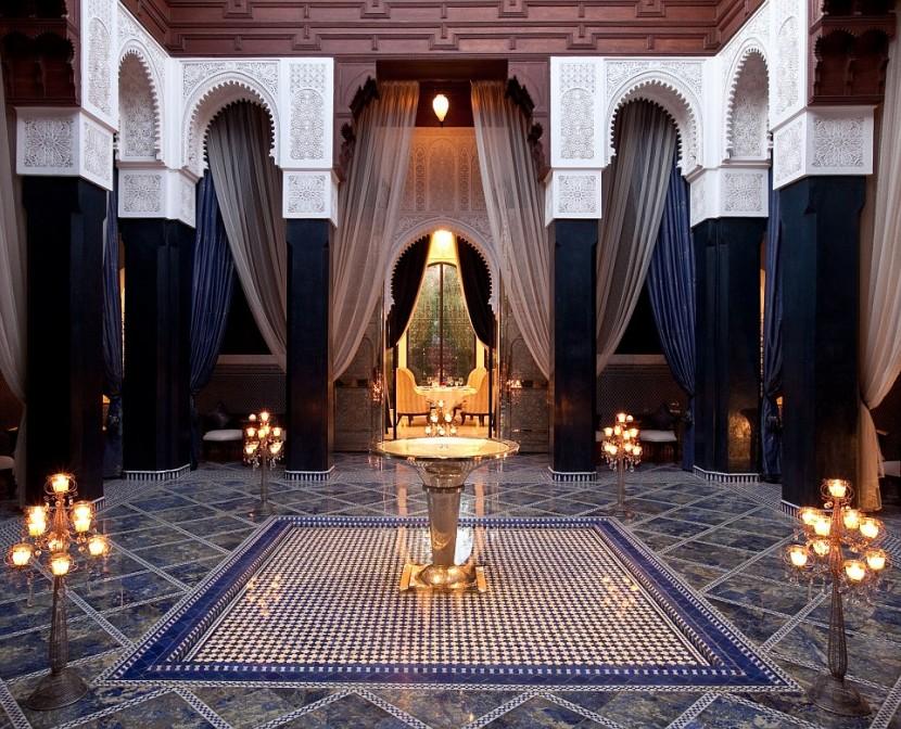 Отель Royal Mansour в Марракеше предложит королевский тип отдыха