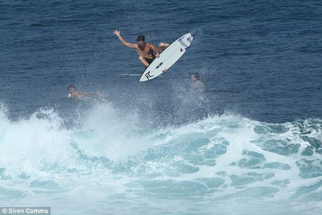 Британия объявлена подходящим местом отдыха для любителей серфинга