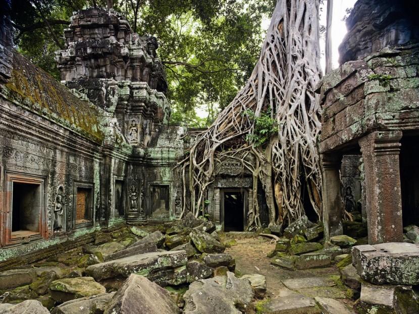 Храмы Ангкока в Камбодже привлекают новую волну туристов