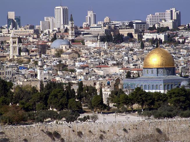 Иерусалим,_Израиль