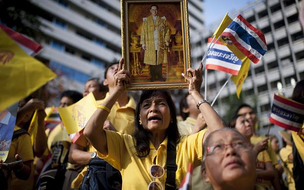 Thailand Celebrates The Kings Birthday