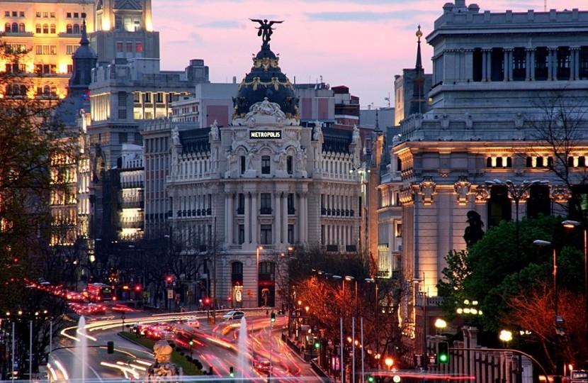 Мадрид конструирует схемы проезда для электрических велосипедов