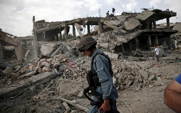 В Кабуле произошел крупный теракт