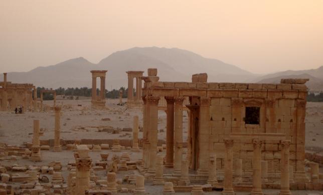 Храм в Пальмире разрушен боевиками ИГ