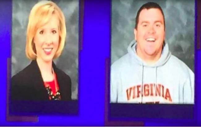 В Вирджинии убито двое сотрудников телеканала во время эфира
