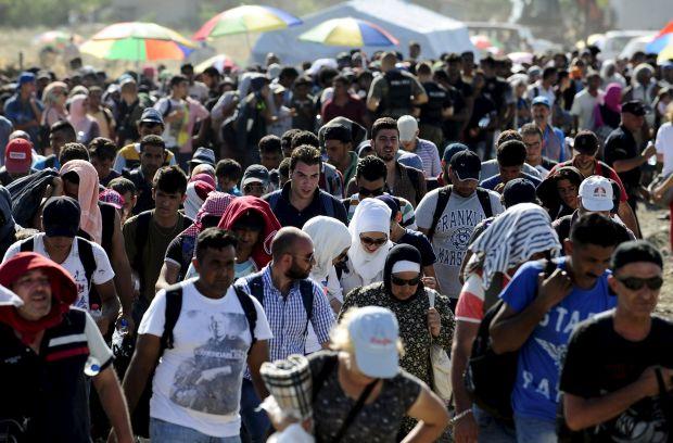 Европейские государства устанавливают пограничный контроль