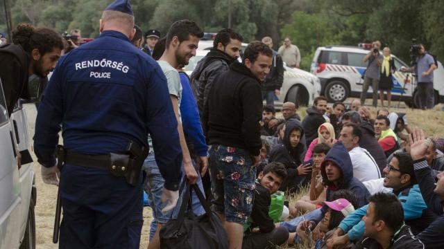 Кризис мигрантов в Будапеште достиг кипящей точки