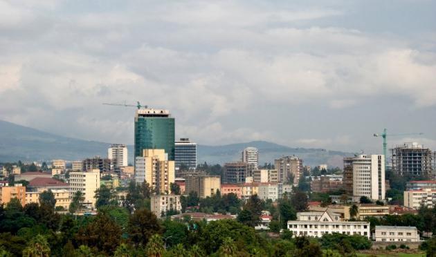 В столице Эфиопии пустили новые железнодорожные пути