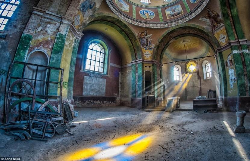Церковь святого Георгия в Чехии способствует новому потоку туристов