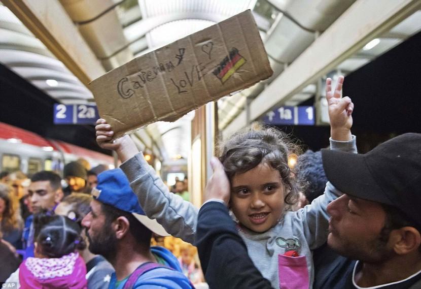 Помощь беженцам со стороны европейских стран усиливается