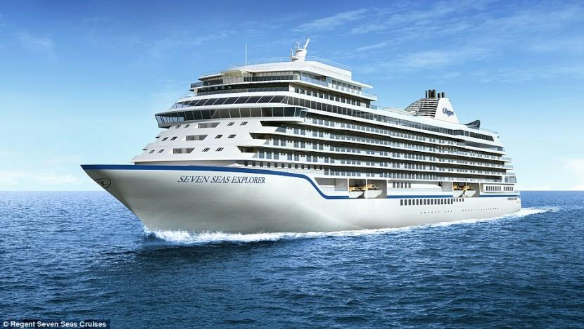 Самый большой корабль-яхта завершает свое строительство в Италии