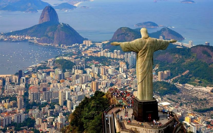 Бразилия и Мексика возглавили список наиболее популярных туристических мест