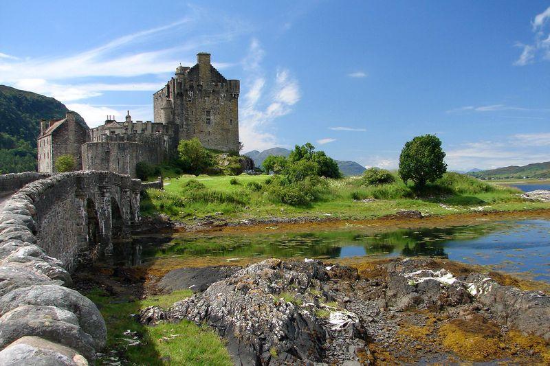 В Шотландии возобновят легендарный железнодорожный путь в честь правления королевы Елизаветы II