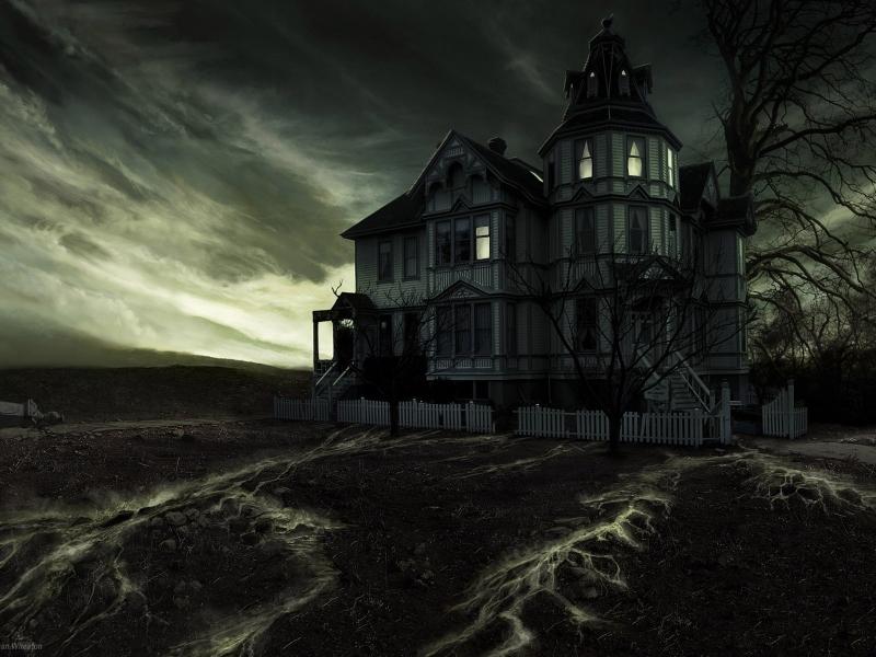 Самый «страшный» дом в Америке готовится к Хэллоуину