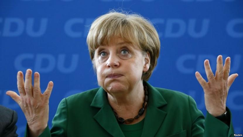 Политический престиж Ангелы Меркель уменьшается