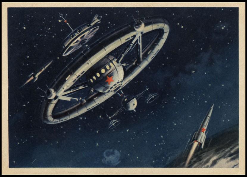В Лондоне открылась выставка советского космического прошлого