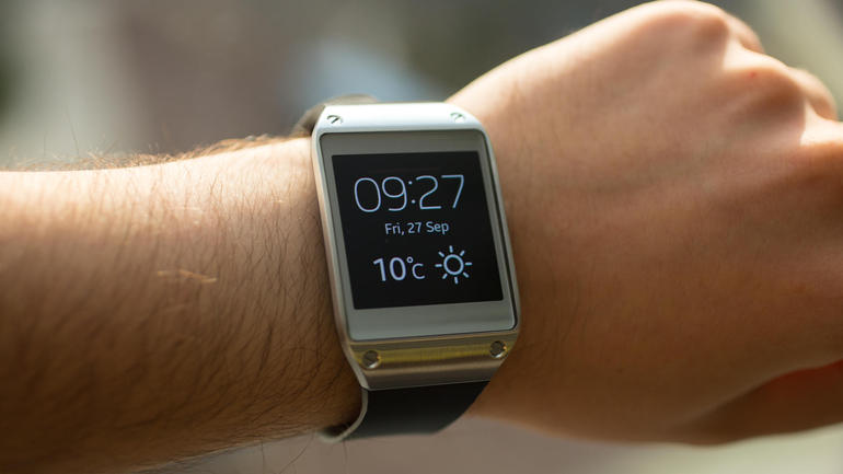 Samsung разрабатывает новый концепт «умных часов»