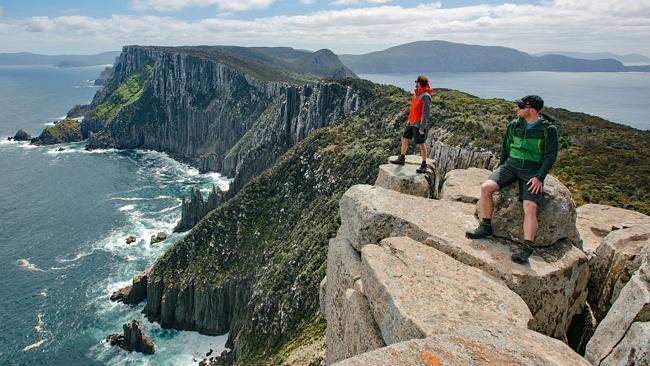 Тасмания обзаводится новыми туристическими маршрутами