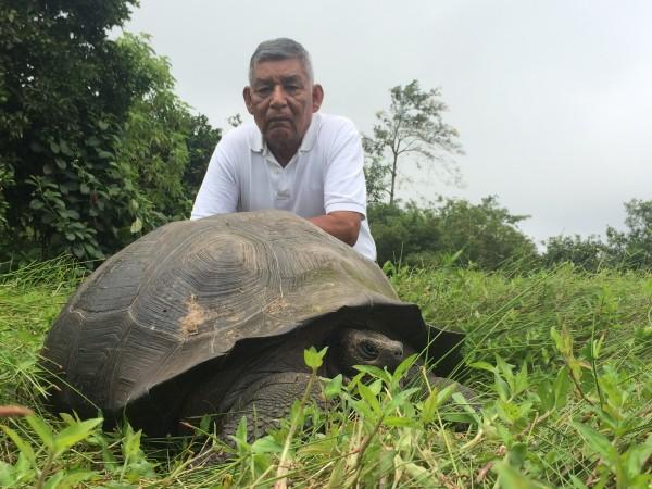 На Галапагосе найден редкий вид гигантских черепах