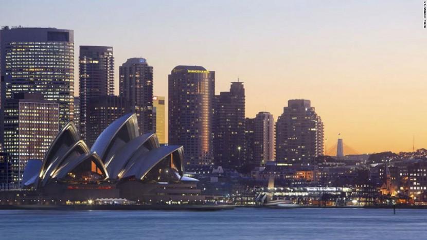 Сидней и Мельбурн стали самыми привлекательными городами для туризма в мире