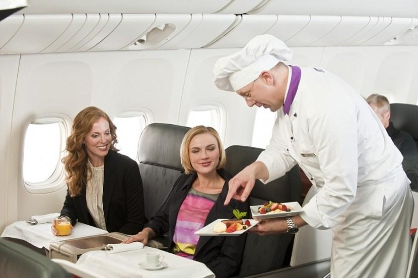 Кейтеринговая компания Brahim Airlines лидирует в своей сфере