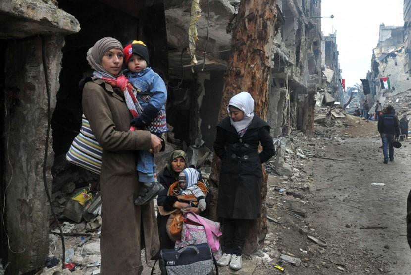 В Сирии в ходе бомбардировки был убит один из лидеров повстанцев