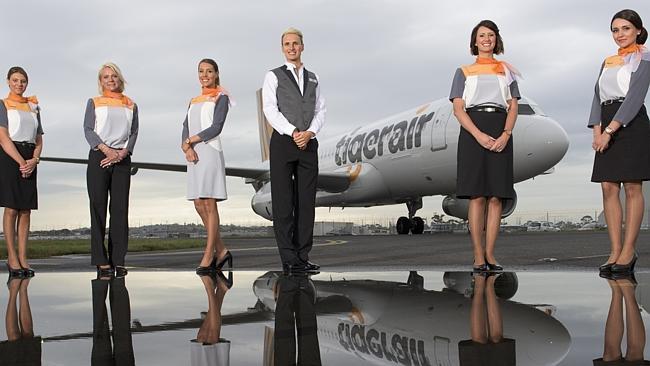 Авиакомпания Tigerair в Австралии намечает тенденцию улучшения качества сервиса