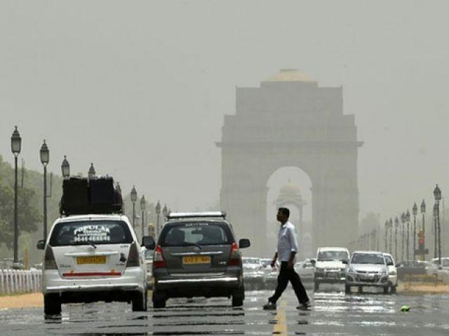В Нью-Дели прошел «день без моторов»