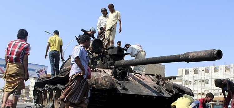 Саудовская коалиция напала на йеменскую больницу