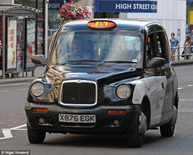 Влияние Uber на лондонских таксистов