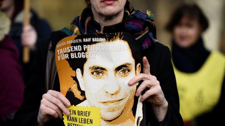 Саудовский блоггер номинирован на премию Сахарова