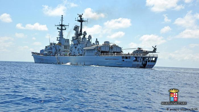 Ливийское правительство обвиняет Италию в нарушении режима территориальных вод