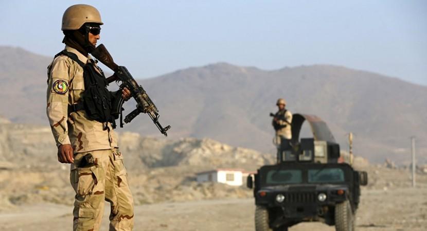 Вблизи афганского города Лашкаргах прогремел теракт
