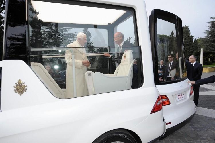Папа римский Франциск прибыл в Центральную Африканскую Республику