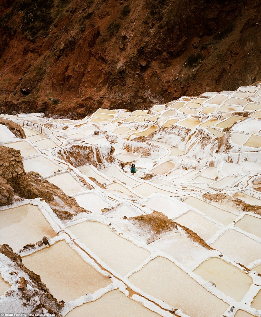 Невероятная красота Перу в работах фотографа Брайана Флагерти