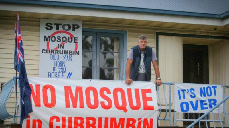 Австралийские расисты организуют очередной съезд
