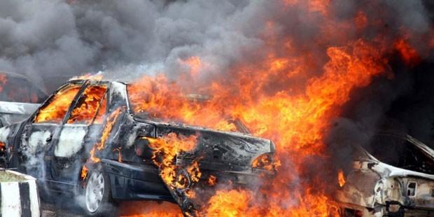 В 25 километрах от Багдада произошел теракт