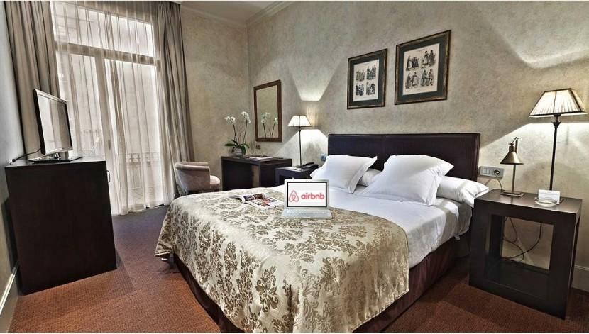 Париж признан лучшей площадкой для Airbnb
