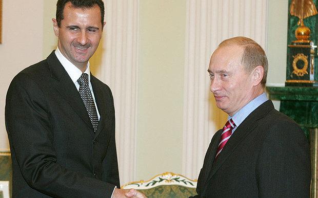 Россия не рассматривает защиту режима Асада как приоритетную задачу