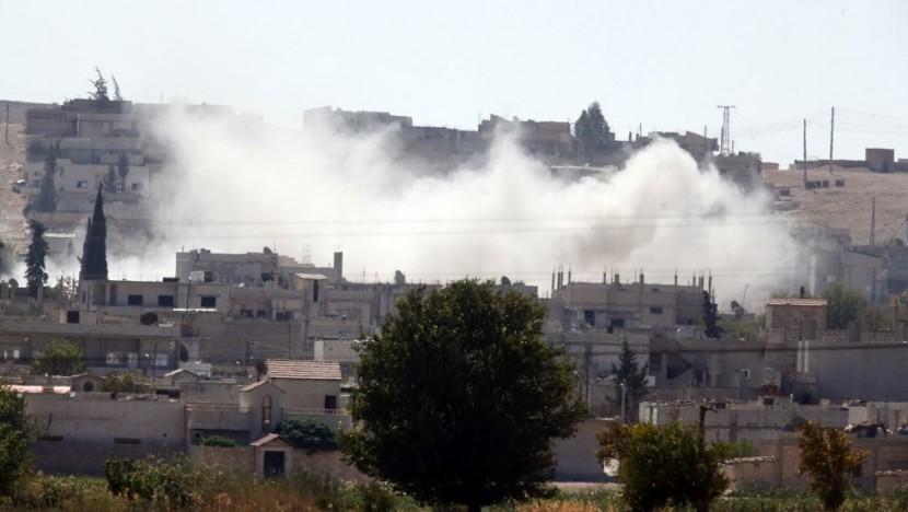 Боевики ИГ захватили город на востоке Сирии
