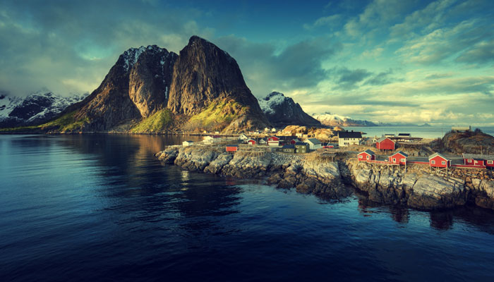 Норвегия признана лучшей страной по индексу 2015 Prosperity Index