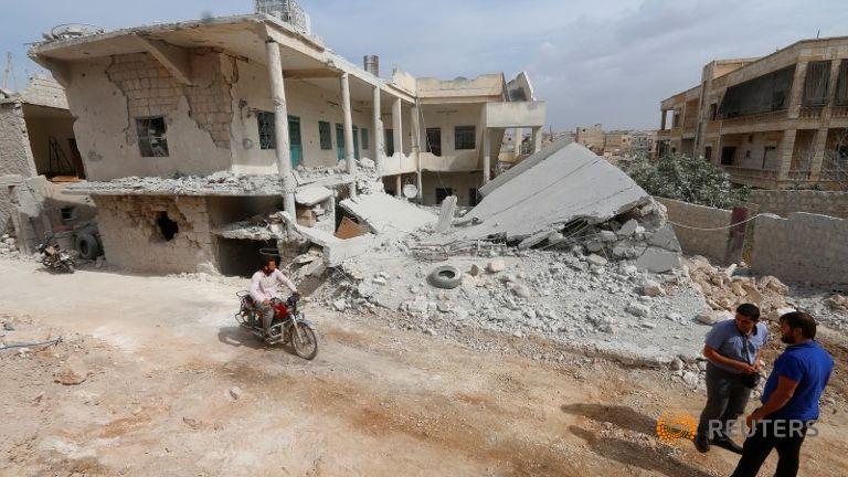 Сирийские правительственные войска удержали зоны к востоку от Алеппо
