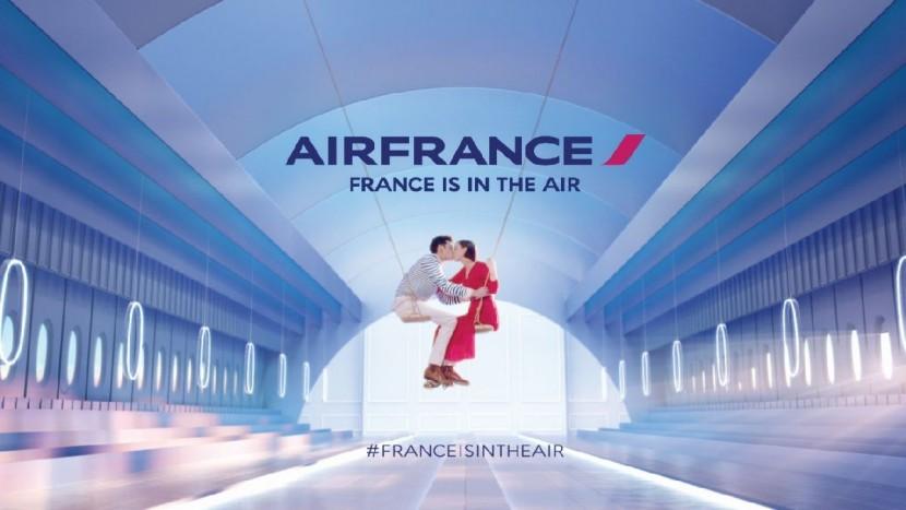 Рекламный ролик компании Air France стал самым просматриваемым за последнее время на YouTube