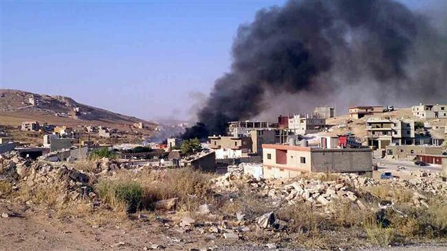 На границе Ливана и Сирии произошел теракт