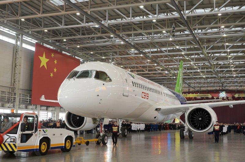 Китай запускает разработку своего авиапарка
